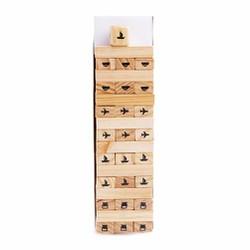 Bộ rút gỗ xúc xắc