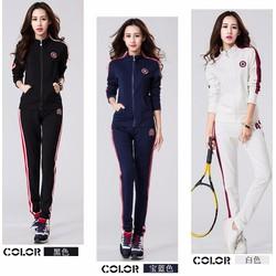 Bộ quần áo thể thao nữ TPP125
