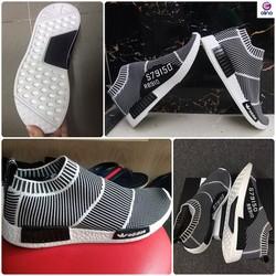 Giày thời trang nam NMD City Sock full hộp size 40 - 44