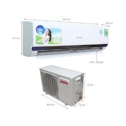 Máy lạnh AQUA  1.5HP Inverter