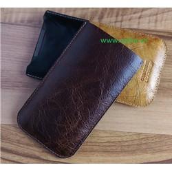 Bao da Túi rút Obi SJ1 made in vietnam 100 Leather giá rẻ đẹp
