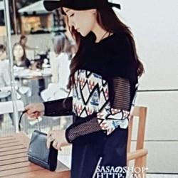Áo thun nữ thiết kế cá tính, phong cách sành điệu.