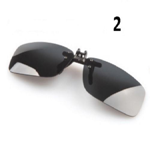 [FREESHIP] Kính Râm Kẹp vào kính cận