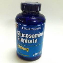 Viên xương khớp Glucosamine xách tay Anh
