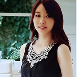 Áo voan nữ thiết kế trẻ trung, phong cách Hàn.