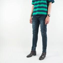 quần jean skinny rách nam