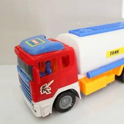 Mô hình xe chở xăng dầu