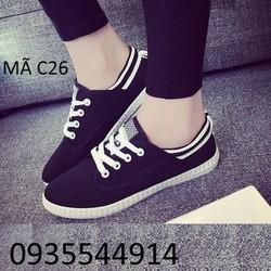 Giày lười thể thao cá tính C26