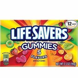 Kẹo dẻo trái cây LifeSavers - hàng xách tay Mỹ
