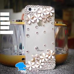 Ốp lưng iphone 4 đính đá
