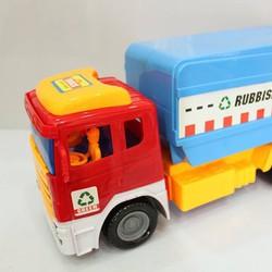 Mô hình xe chở rác
