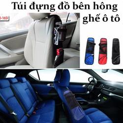 Túi đựng đồ bên hông ghế ô tô tiện lợi