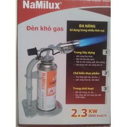 Đèn khò gas đa năng NAMILUX NA-191SP