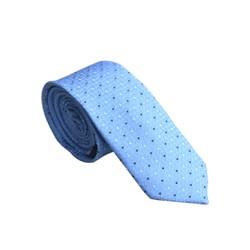 Cà vạt lụa bản nhỏ thời trang 17