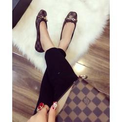 giày búp bê Lv