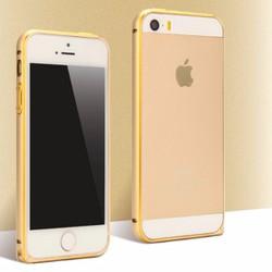 Ốp viền iPhone 5 kim loại