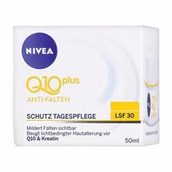 Kem dưỡng da chống lão hóa và nếp nhăn Nivea Q10 Plus Anti - Falten