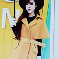 Áo khoác nữ thiết kế điệu đà, phong cách trẻ trung.
