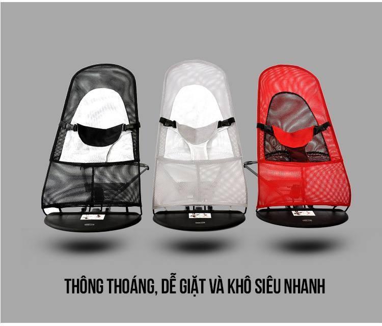 Ghế rung Baby Care 7