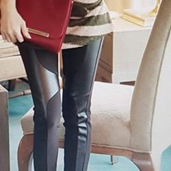 Quần legging thiết kế độc đáo, phong cách cá tính.