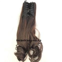 Tóc Cột đuôi ngựa, tóc Gắp