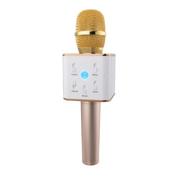 Micro Karaok Bluetooth Q7 Tặng Kèm Đèn Led USB 4