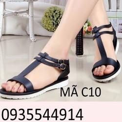 Giày sandal nữ cực chất C10