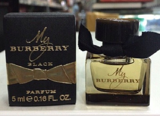 Nước hoa nữ mini BURBERRY My Burberry Black Parfume 5ml - NH126 1