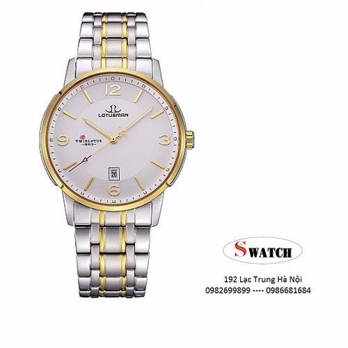 Đồng hồ Lotusman M898B.AAW chính hãng - 4066826 , 4070053 , 15_4070053 , 2450000 , Dong-ho-Lotusman-M898B.AAW-chinh-hang-15_4070053 , sendo.vn , Đồng hồ Lotusman M898B.AAW chính hãng