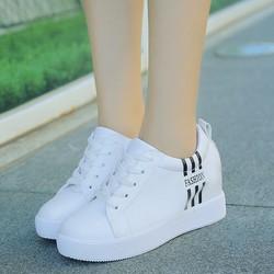 Giày sneaker nữ nâng đế thời trang Hàn Quốc - SG0321