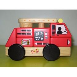 Xe cứu hỏa lắp ráp