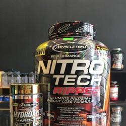 Sữa tăng cơ Nitro tech