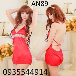 Váy ngủ gợi cảm cao cấp AN89