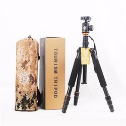Chân máy ảnh tripod beike Q999s