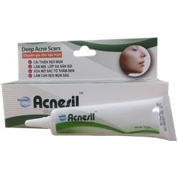Acnesil Gel Silicone Cho Giải Pháp Hiệu Quả Cho Sẹo Mụn