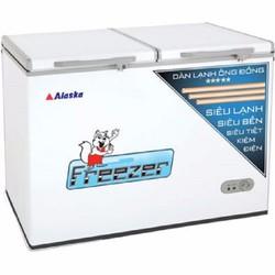 Tủ đông mát 2 cửa Alaska 450L -BCD 4568C