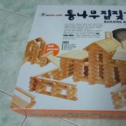 Bộ xếp hình Hàn Quốc