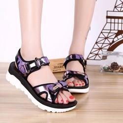 Giày sandal nữ cá tính kiểu dáng mới thời trang Hàn Quốc - SG0320