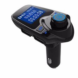 tẩu nghe nhac tren xe hơi kết nối Bluetooth - MP3 Ô tô T11