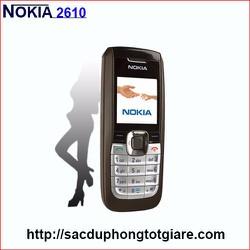 Nokia 2610 Zin Pin Sạc Đầy Đủ