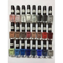 Sơn móng The Face Shop Trendy Nails Basic Original