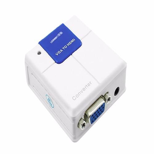 Bộ chuyển đổi VGA to HDMI chính hãng Ugreen 40224 - 5370912 , 8964998 , 15_8964998 , 650000 , Bo-chuyen-doi-VGA-to-HDMI-chinh-hang-Ugreen-40224-15_8964998 , sendo.vn , Bộ chuyển đổi VGA to HDMI chính hãng Ugreen 40224