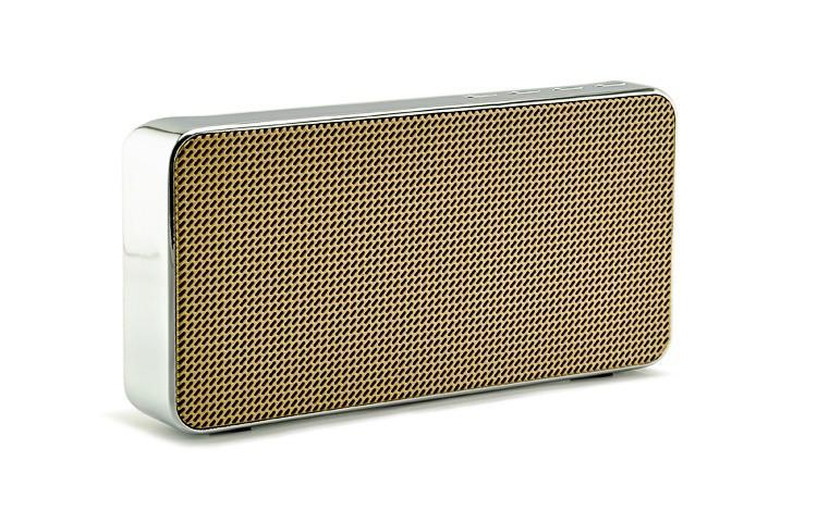 Loa Bluetooth đa năng JY-31 vàng đồng 15