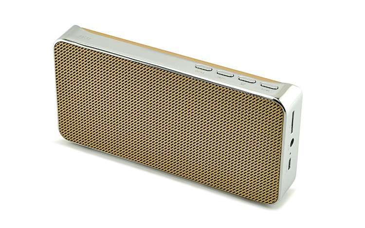 Loa Bluetooth đa năng JY-31 vàng đồng 7