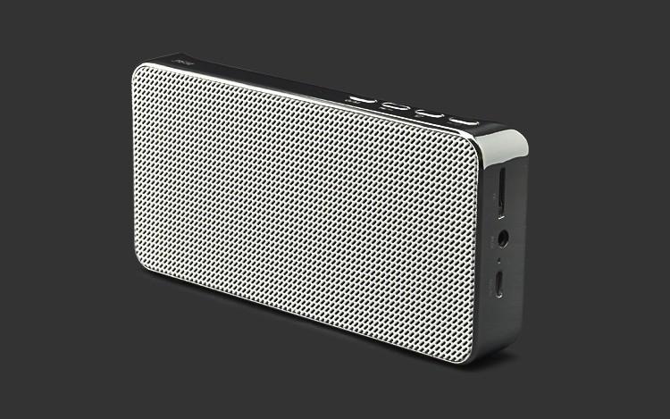 Loa Bluetooth đa năng JY-31 vàng đồng 2
