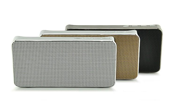 Loa Bluetooth đa năng JY-31 vàng đồng 18