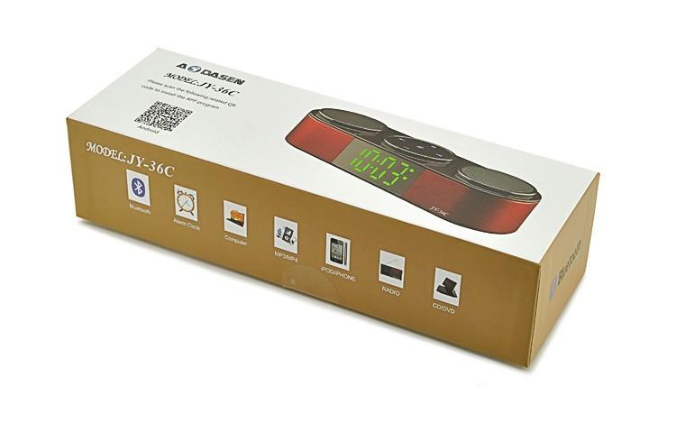 Loa Bluetooth đa năng JY-36 Cam 15