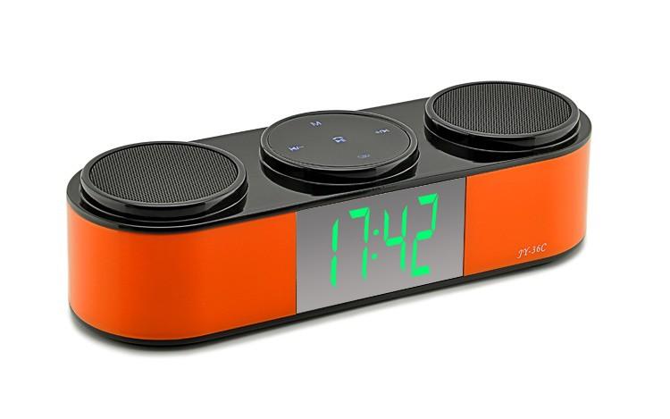 Loa Bluetooth đa năng JY-36 Cam 6