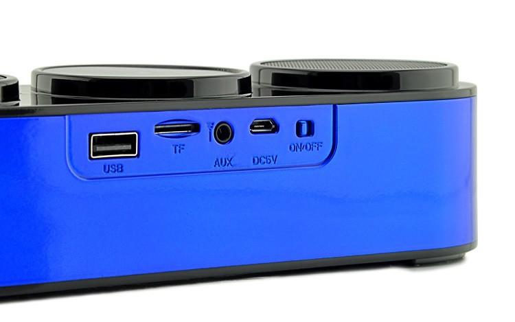Loa Bluetooth đa năng JY-36 Cam 8