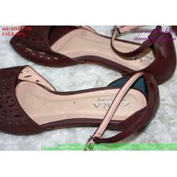 Giảm giá giày sandal nữ đơn giản sành điệu SD25